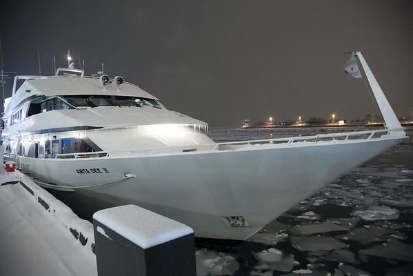 MyDrinkOn NYE 2013 Yacht Cruise